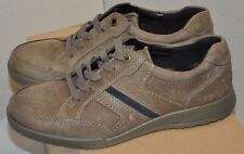 ECCO TRANSPORTER WARM GREY MARINE OIL Sneakers Shoes size EU 40  US 6 /6.5
