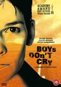 Boys Don't Cry (Hilary Swank Chloë Sevigny Peter Sarsgaard) Dont Region 4 DVD