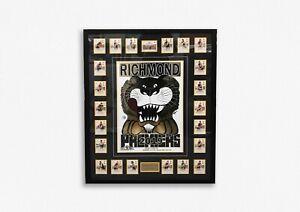 Richmond 2019 Premiers Wegart Framed