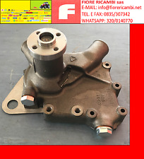 4757340 POMPA ACQUA PER TRATTORI FIAT NEW HOLLAND