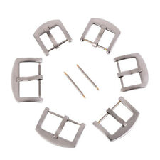 Stainless Steel Tang Buckle for Watch Strap Band 16mm 18mm 20mm 22mm 24mm 26mm