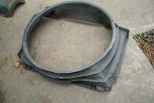 New listing 1973- 77 Monte Carlo 350 fan shroud #3986905 Original No Damages Seen-Sold As-Is