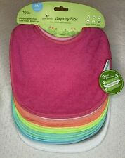Green Sprouts Stay-Dry Bibs (10 pack)