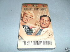 I'LL SEE YOU IN MY DREAMS ~ DORIS DAY ~ DANNY THOMAS ~ RARE NEW VHS VIDEO
