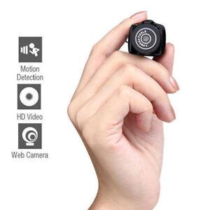 Mini Wireless Camera 720P Video Audio Recorder Webcam Camcorder Small DV DVR Sec