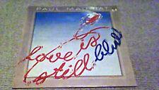 PAUL MAURIAT LOVE IS STILL BLUE 1st UK LP 1977 SOUL DISCO FRENCH FUNK LISTEN