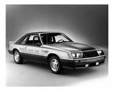 1979 Ford Mustang Indy 500 Pace Car Photo Poster zub0877-VKOQ8J