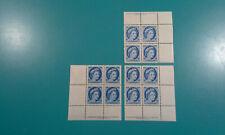Canada Stamp #341 Queen Elizabeth II 1954 5c 3 corner #18