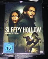 Sleepy Hollow La Stagione Completa/Stagione 1 DVD Cofanetto Nuovo e Confezione