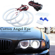 Cotton Angel Eye Halo Light Ring LED Headlight for BMW E46 3 Series Coupe Sedan
