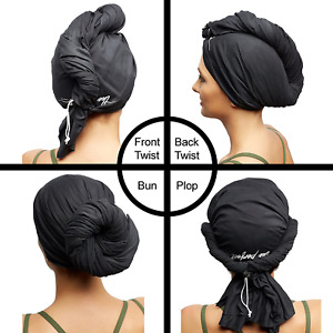 Ultra-Fine Microfiber Hair Towel Wrap - The Perfect Haircare - Anti-frizz