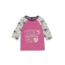 Magliette e maglie rosi marca Hello Kitty per bambine dai 2 ai 16 anni