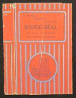 Protège Livre 1924 Bougé-Béal CLERMONT-FERRAND MICHELIN Bibendum guide 2