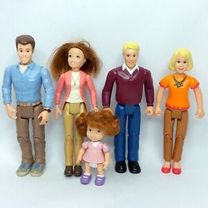 Fisher Price Loving Family doll figure Toys r Us Happy Together Bulk