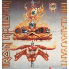 "Iron Maiden 2 Lp Vinyle 12"" Le Voyante - Infinite Dreams EMI Neuf"