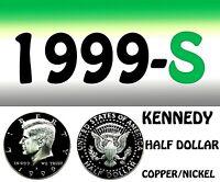 1979-P KENNEDY 50 CENT BRIGHT /& CLEAR UN-CIRCULATED  COIN..===BU===C//N==========