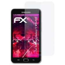 atFoliX Samsung Galaxy S WiFi 5.0 Glass Protector FX-Hybrid-Glass