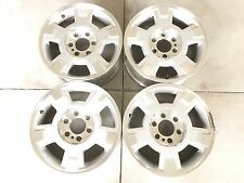 "17"" 17 inch OEM Factory Ford F150  Expedition Wheels Rims Set (4) Silver 6x135"