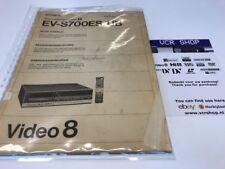 Manual: Sony EV-S700ES/UB - NL, FR, DE