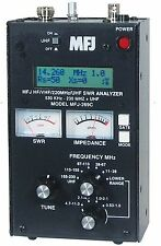 Mfj-269C Hf/Vhf/Uhf Swr Analyzer (530 Khz-230 Mhz, 415-470 Mhz) Priority Sh L@K