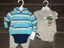 New Carters Size New Born Baby Boy Clothes Outfits Sets New With Tags