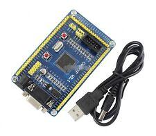 C8051F120 Development/Core/Learning/Minimum System Board C8051F 12 AD/DA USB New