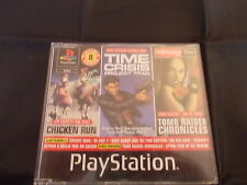OFFICIAL PLAYSTATION 1 MAGAZINE DEMO DISC 67  8 PLAYABLE DEMOS ALL LISTED