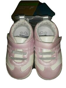 Baby Toddler Girls Surprize Stride Evie Sneaker Pearl Pink PreWalker 12/18 mos