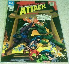 Attack 13, 1978 Modern Comics! Sutton art! 60% off Guide!