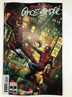 Spider-Gwen Ghost Spider #6 (Marvel 2019) Molina Spider-Man Villains Variant