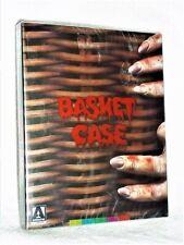 Basket Case (Blu-ray, 2018) NEW ARROW horror Kevin Van Hentenryck Terri Susan