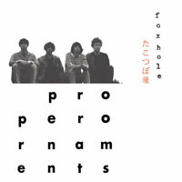The Proper Ornaments : Foxhole CD (2017) ***NEW*** FREE Shipping, Save £s