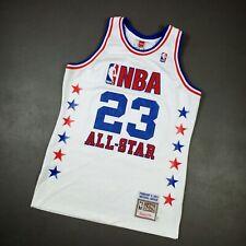 100% Authentic Michael Jordan Mitchell Ness 2003 All Star Jersey Size 40 M Mens
