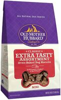 Old Mother Hubbard Classic Crunchy Natural Dog Treats, Mini Biscuits,20 Oz USA