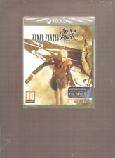 Rare !! FINAL FANTASY TYPE-0 HD 1ére Edition : Culte sur X BOX ONE. NEUF Blister
