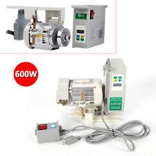 Industrial Tie Bar Brushless Servo Motor Sewing Machine Energy Saving 600w 110v