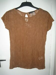 Atmosphere Women's Sheer Top, Size 10, Holidays, Casual**Blu308*
