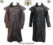 Aussie Duster Long Unisex Wax Coat Hunter Outdoor Equestrian