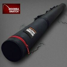 Moomba Snatch Fly Fishing Rod Tube Hard Bag Case Ems Free shipping & tracking