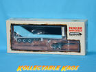 1:64 Highway Replicas - Freight Road Train - Two Tone Blue - Trailer and Dolly
