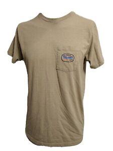 patagonia MEN'S Large  Crew-neck Slim fit  Short Sleeve Casual Fit T-SHIRT(#N3