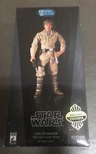 "Luke Skywalker Rebel Commander Bespin STAR WARS SIDESHOW 1:6 Scale 12"""