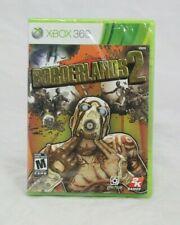 Borderlands 2 Xbox 360 Brand New Factory Sealed