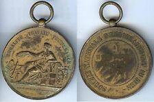 Médaille de prix - Société nationle encouragement au bien FERMACH François 1876