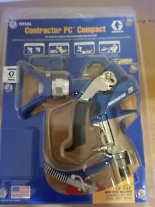 New Graco Contractor PC Compact Airless Paint Spray Gun 19Y524