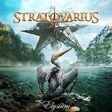"STRATOVARIUS ""ELYSIUM"" CD POWER METAL NEU"