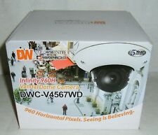 New Digital Watchdog Infinity 960H DWC-V4567WD Snapit Vandal Dome Camera