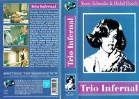 (VHS) Trio Infernal - Michel Piccoli, Romy Schneider, Mascha Gonska  (1974)