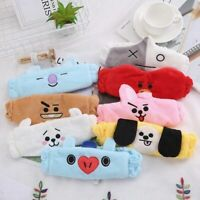 BT21 Hair Band Cute Animal Rabbit Headband Sports Hair Drawstring Face Washing
