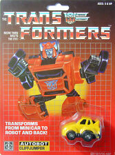 Transformers CLIFFJUMPER G1  Re-issue Brand NEW COLLECTION MISB  Toys & Gifts